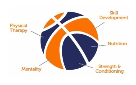 Team training in basketball