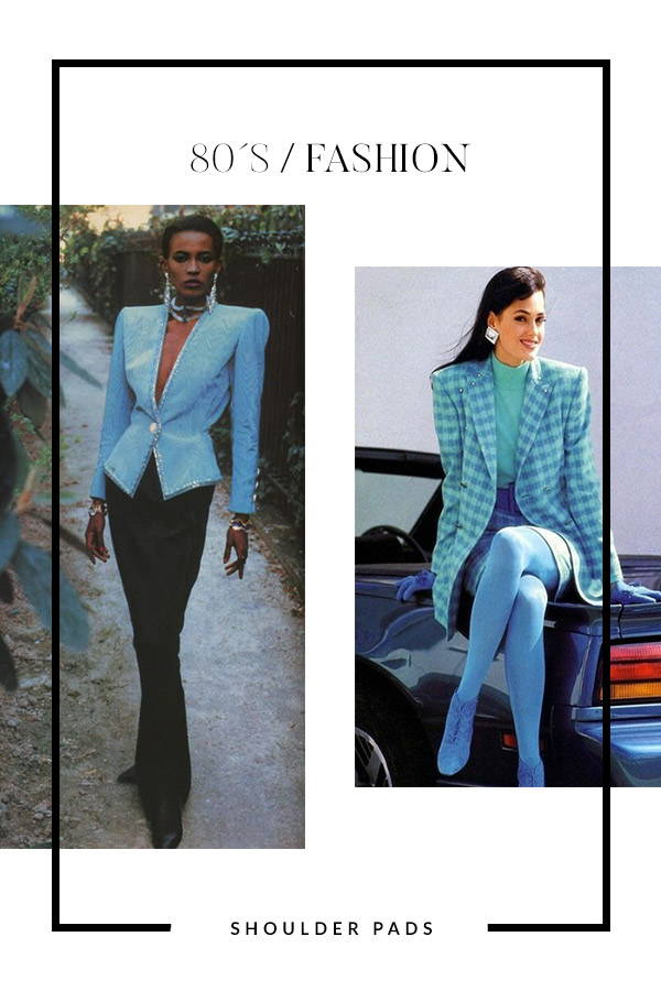 80s Fashion Trends That Are Back In Style