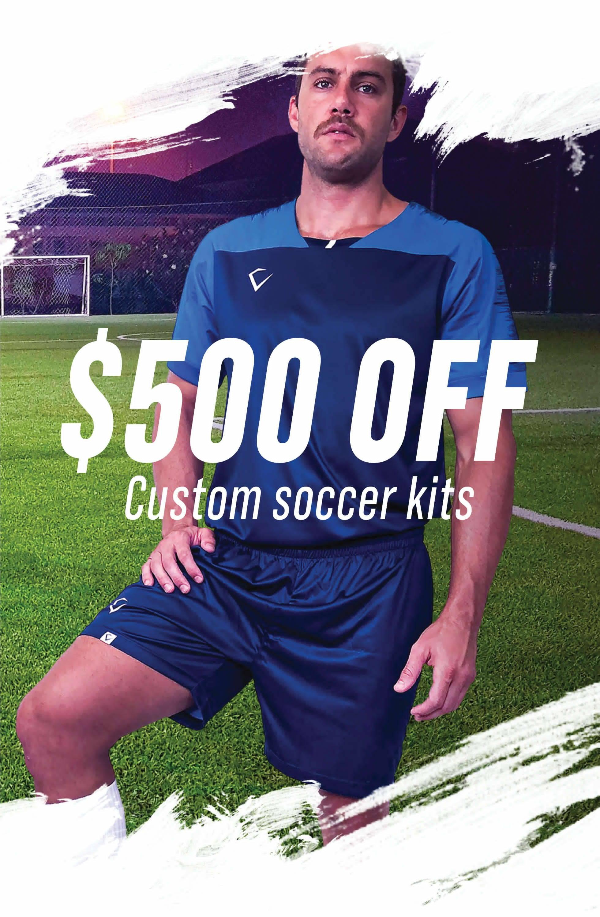 Diamond Sports Soccer Promotion