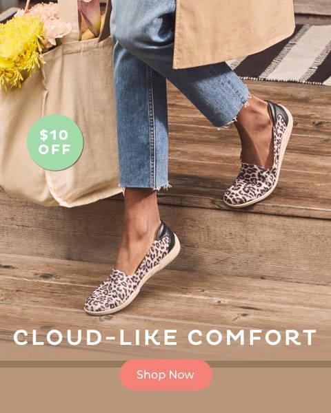 Cloud Like Comfort