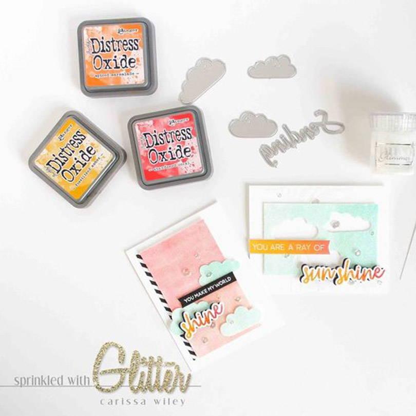 UWF Sending Sunshine cards by Carissa Wiley