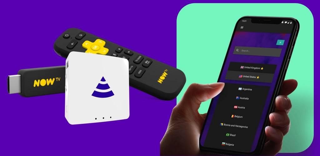 VPN for Now TV
