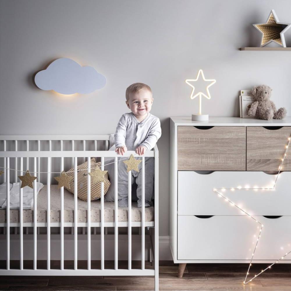 Chambre bébé : les dernières tendances | Lights4fun.fr