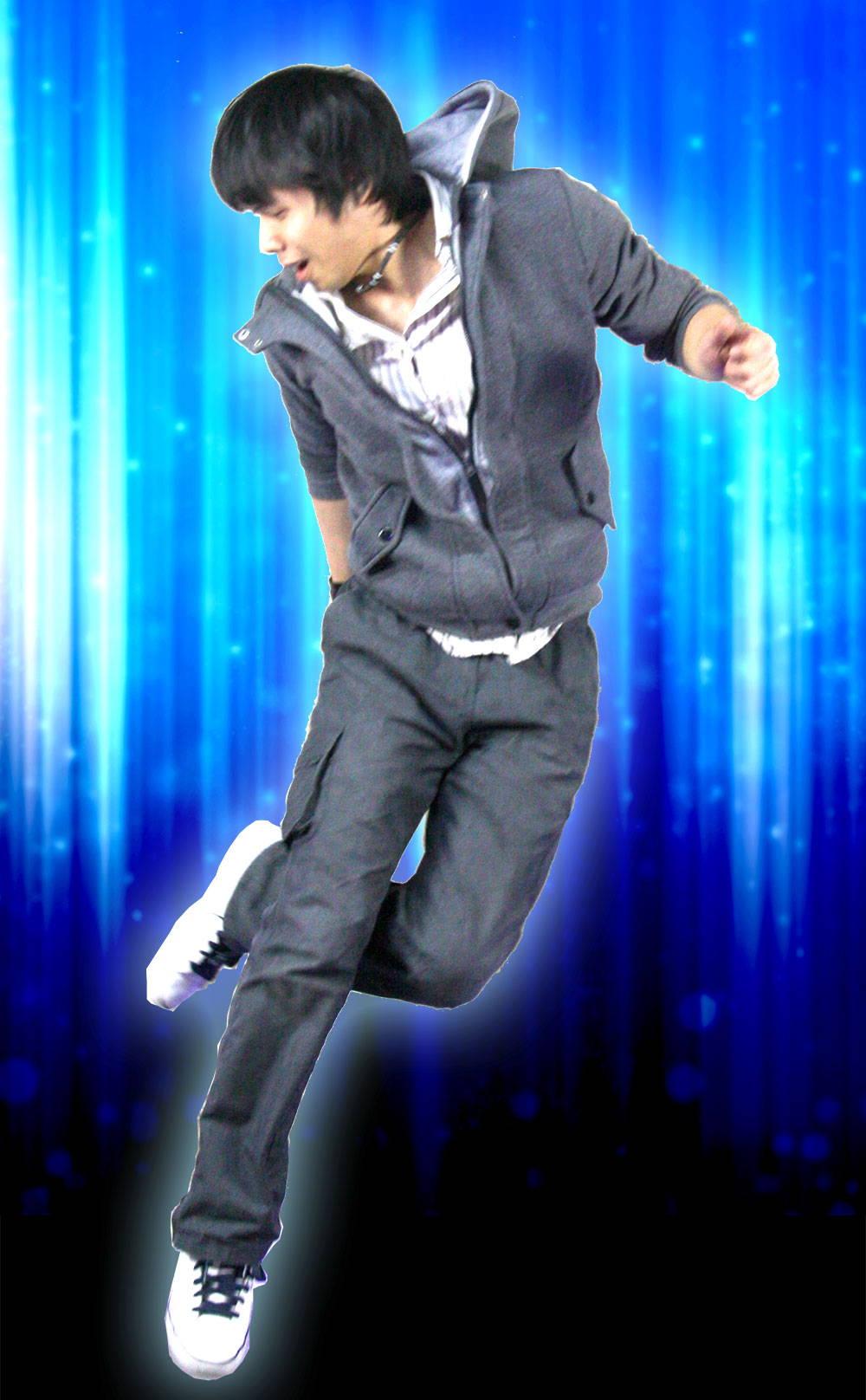EDM dance instructor