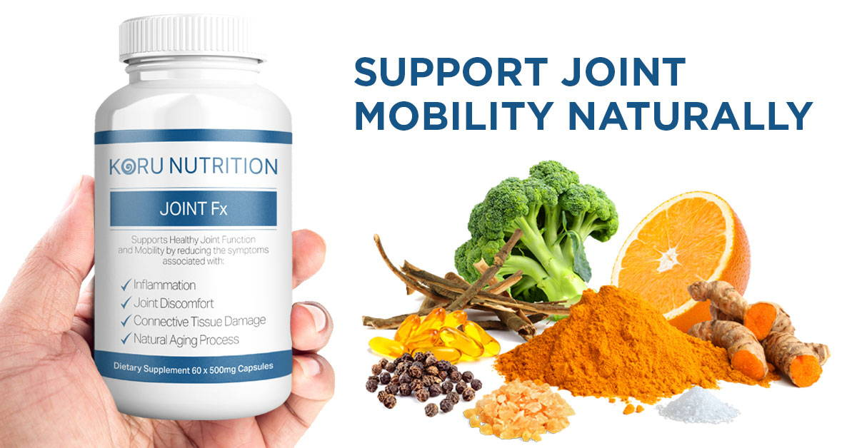 Joint Fx - Support Joint Mobility Naturally