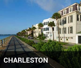 Travelbay USA Tours - USA Tailor Made Tours - Charleston