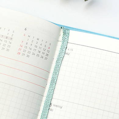 Bookmark - PAPERIAN 2020 Edit small dated weekly planner scheduler