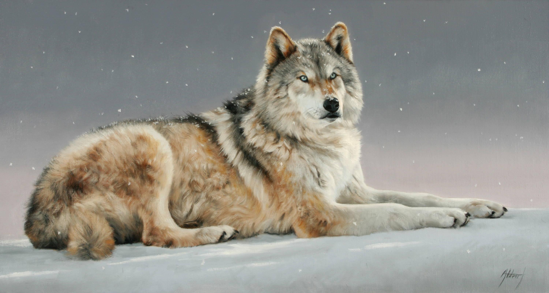 Wolfwood Refuge. Edward Aldrich. Sorrel Sky Gallery. Santa Fe Art Gallery. Durango Art Gallery.