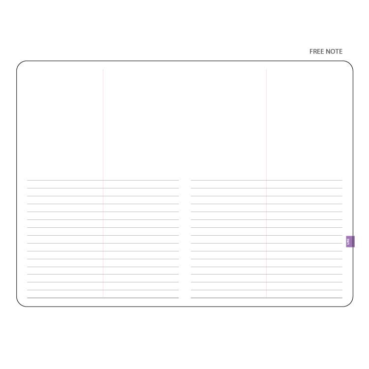 Free note - ICIEL 2020 Recording today dated weekly diary planner