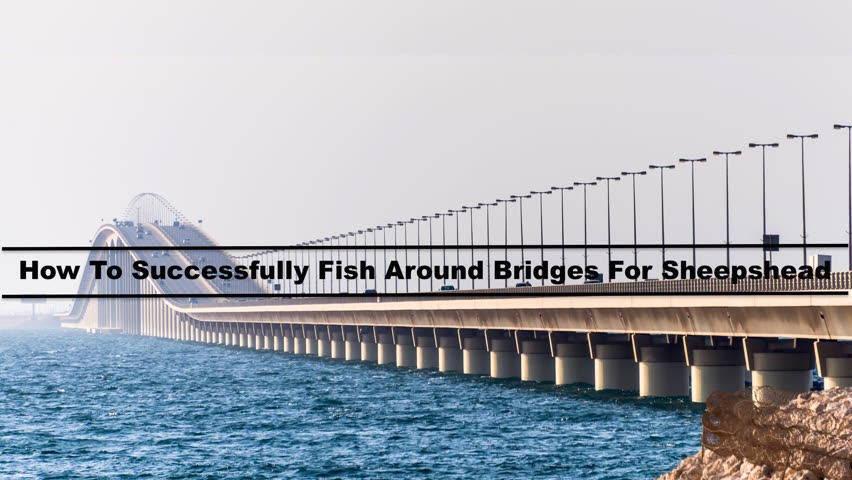 Sheepshead Fishing Around Bridges