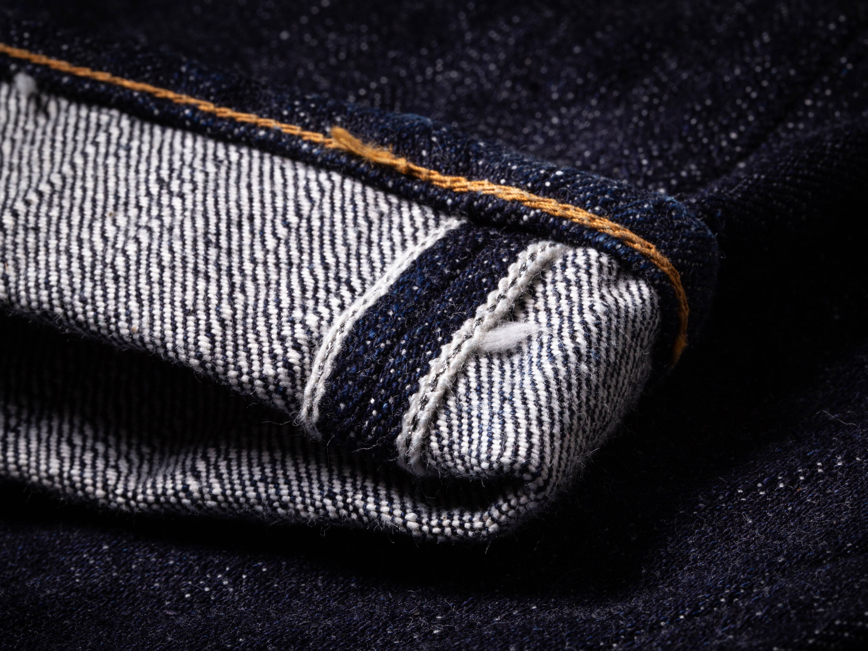 BDD BENZAK Samurai Jeans collaboration denim fading contest