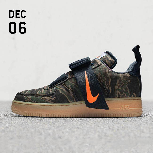 2c4c0936a6d1 Nike x Carhartt WIP Air Force 1 Utility Low Premium Men s Shoe ...