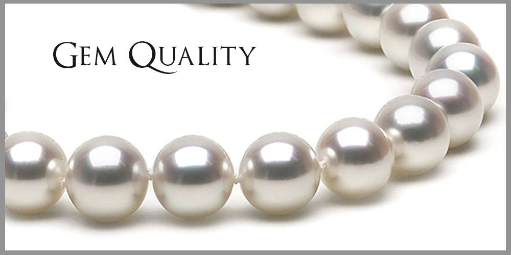 South Sea Pearl Grading: Gem Quality
