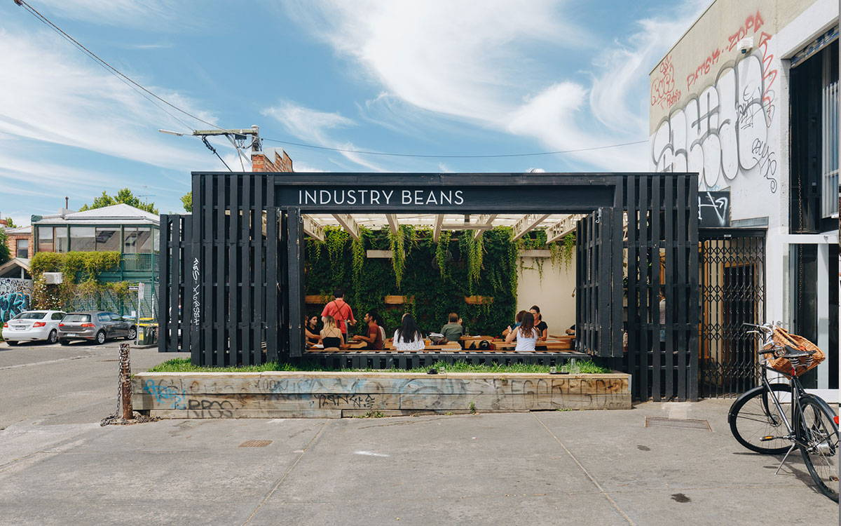 Industry Beans Fitzroy Melbourne Coffee Roaster Cafe