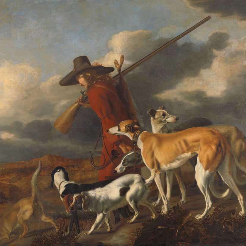 Artwork by Adriaen Cornelisz Beeldemaker