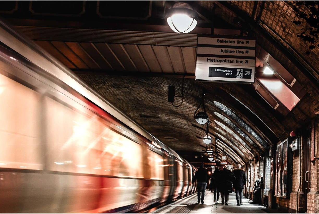 Vampire the Masquerade London Underground