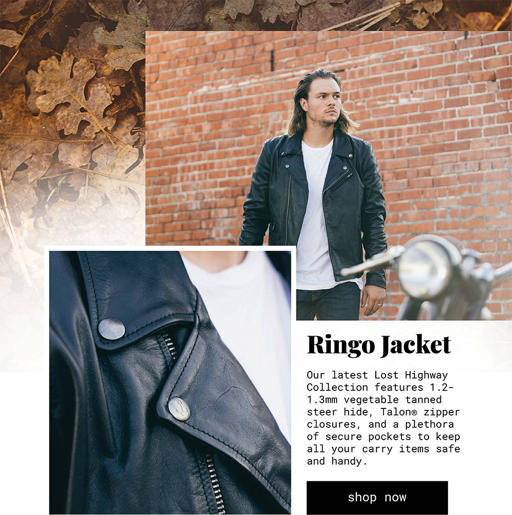 Lost Highway Collection: Ringo Jacket