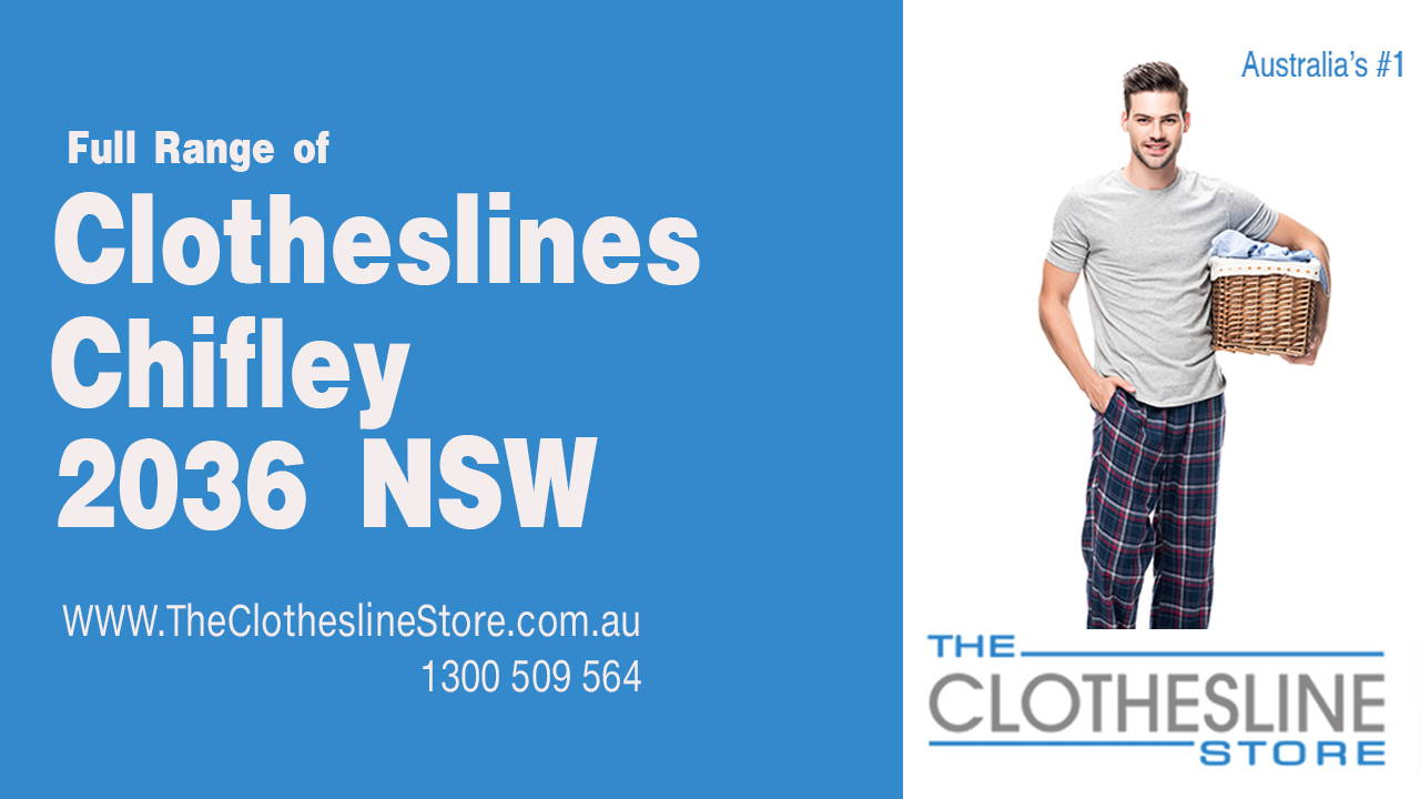 Clotheslines Chifley 2036 NSW