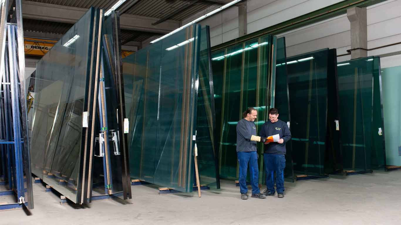 Glaszuschnitt nach Maß made in Germany