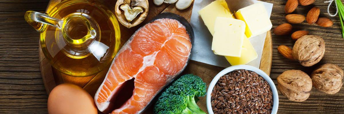 Omega-3 Lebensmittel