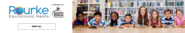 Rourke Educational Media,  a Division of Carson Dellosa Education