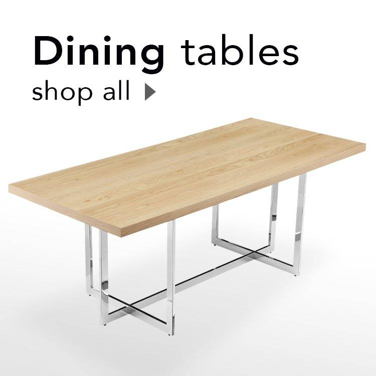 dining tables at Inspired Home