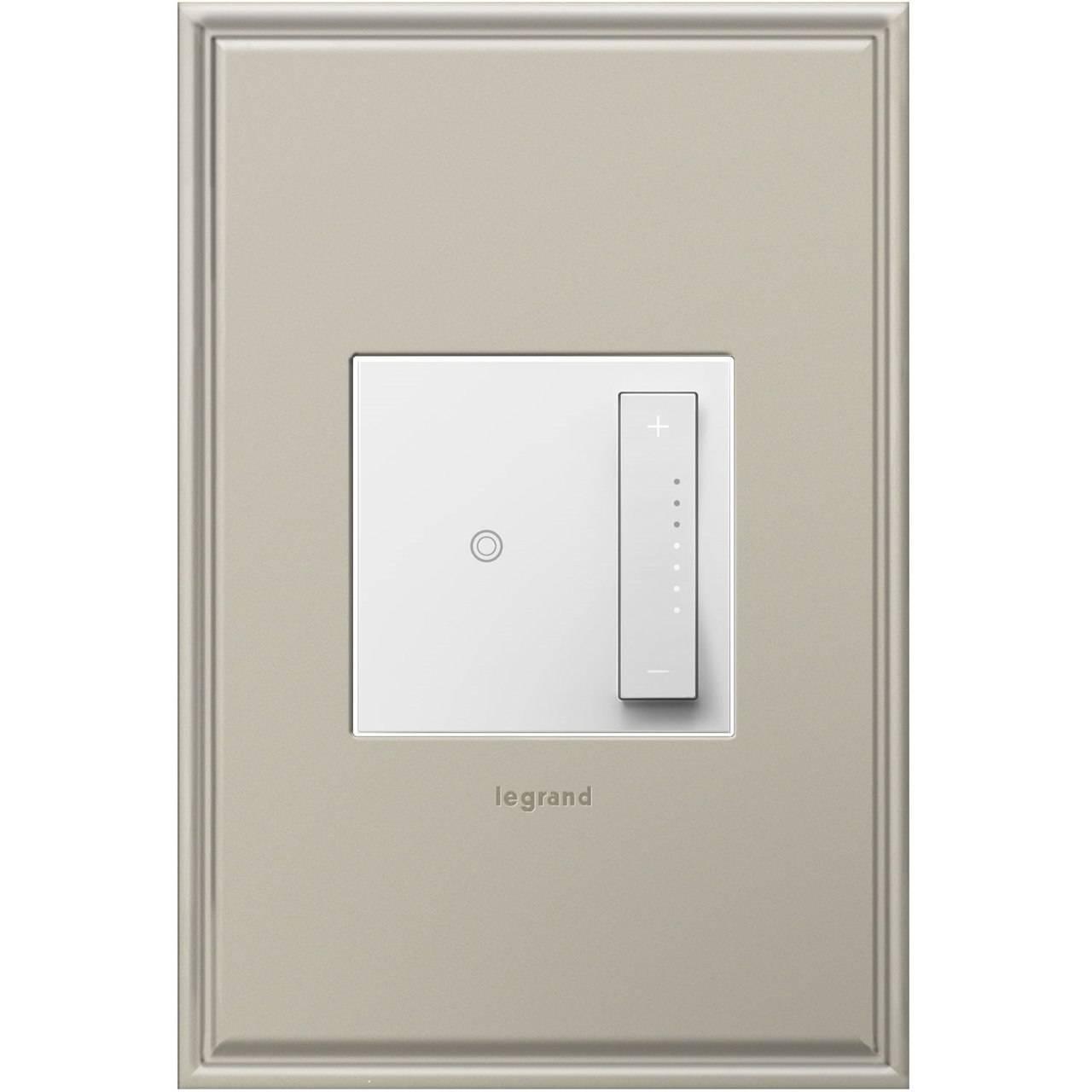 Legrand adorne softap dimmer switch at Brand lighting