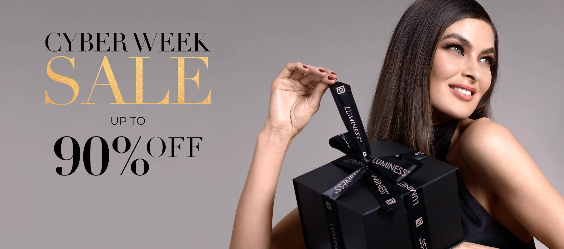 Cyber Week SALE up to 90% OFF