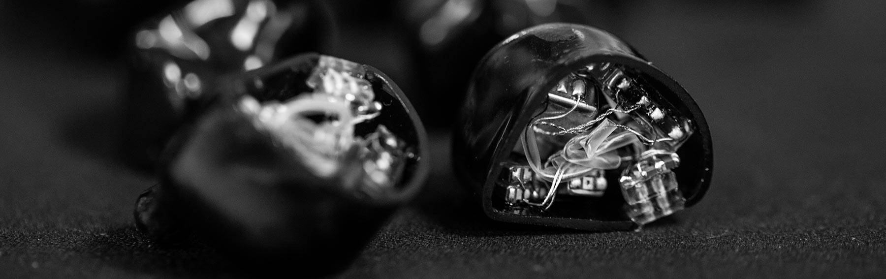 Inner circuits of Empire Ears IEMs