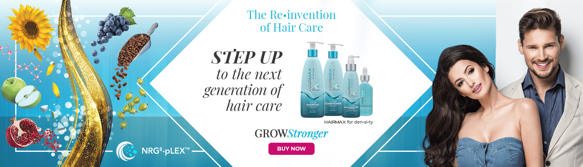The Re-Invention of Hair Care