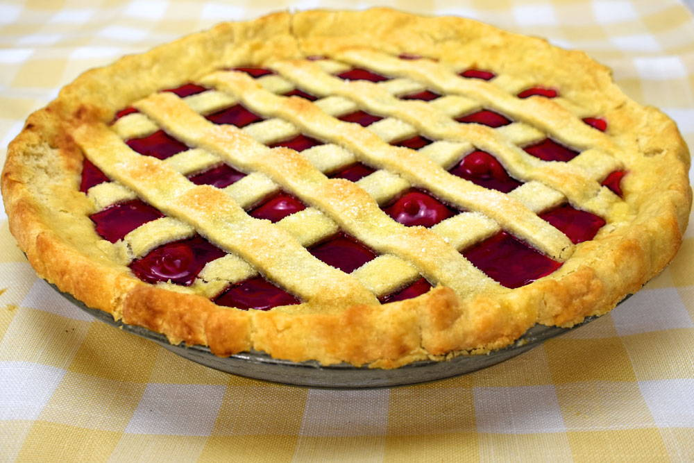 Recipe for Gluten-Free Pie Crust