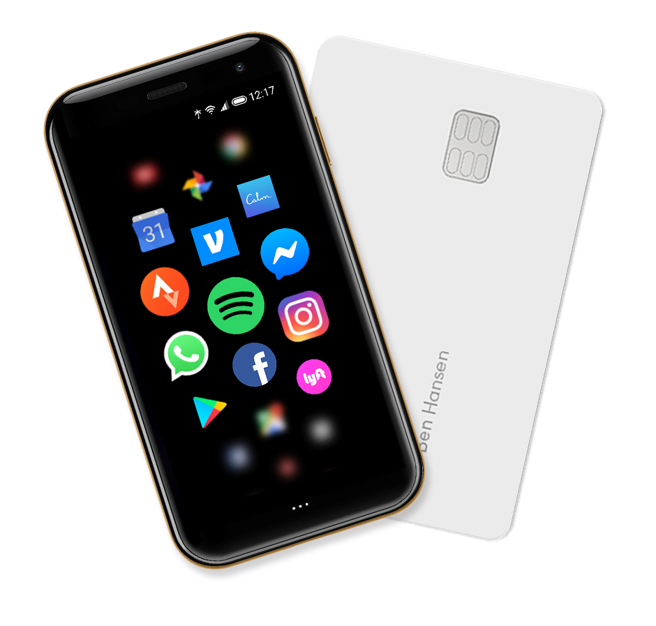 Best Small Phones 2021 Palm Phone | Best Small Phone for Minimalists