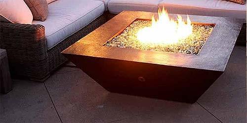Moreno Copper Fire Pits by Starfire Designs