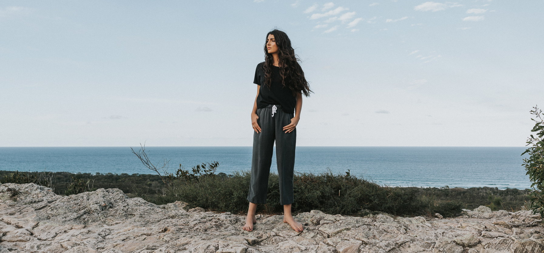 Tasi Travels' ethically & sustainably produced men's and women's fashion @ Ecoture