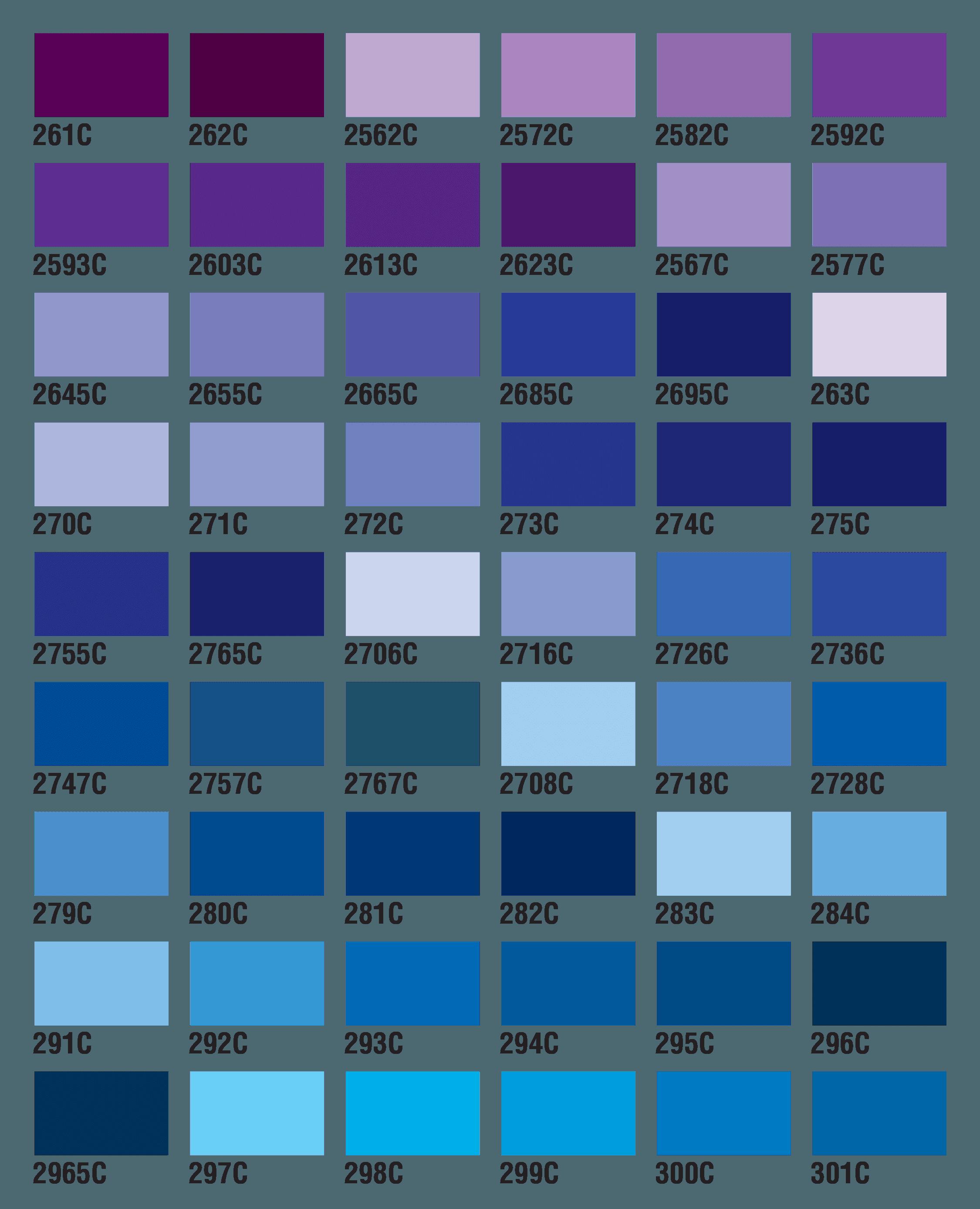 PMS Colors 6