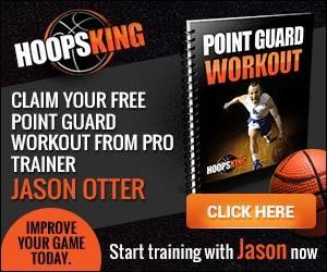 Point Guard Basketball Workout