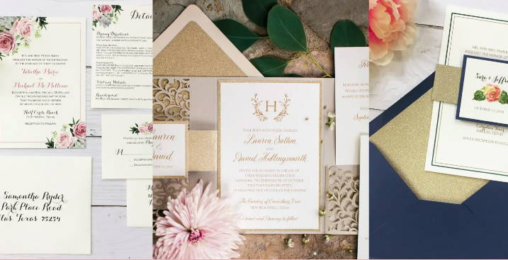 Custom Wedding Invitations Simply Personal Llc