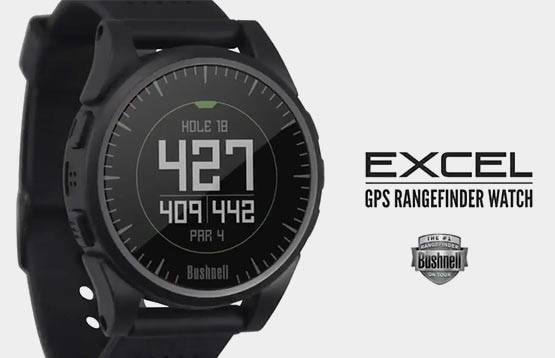 Reloj GPS Excel Golf