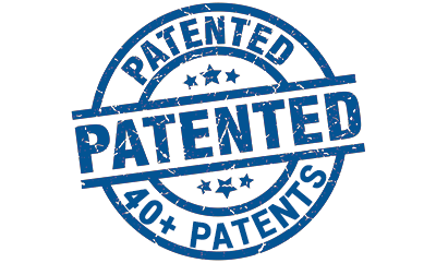 CloSYS has been granted over 40 patents worldwide