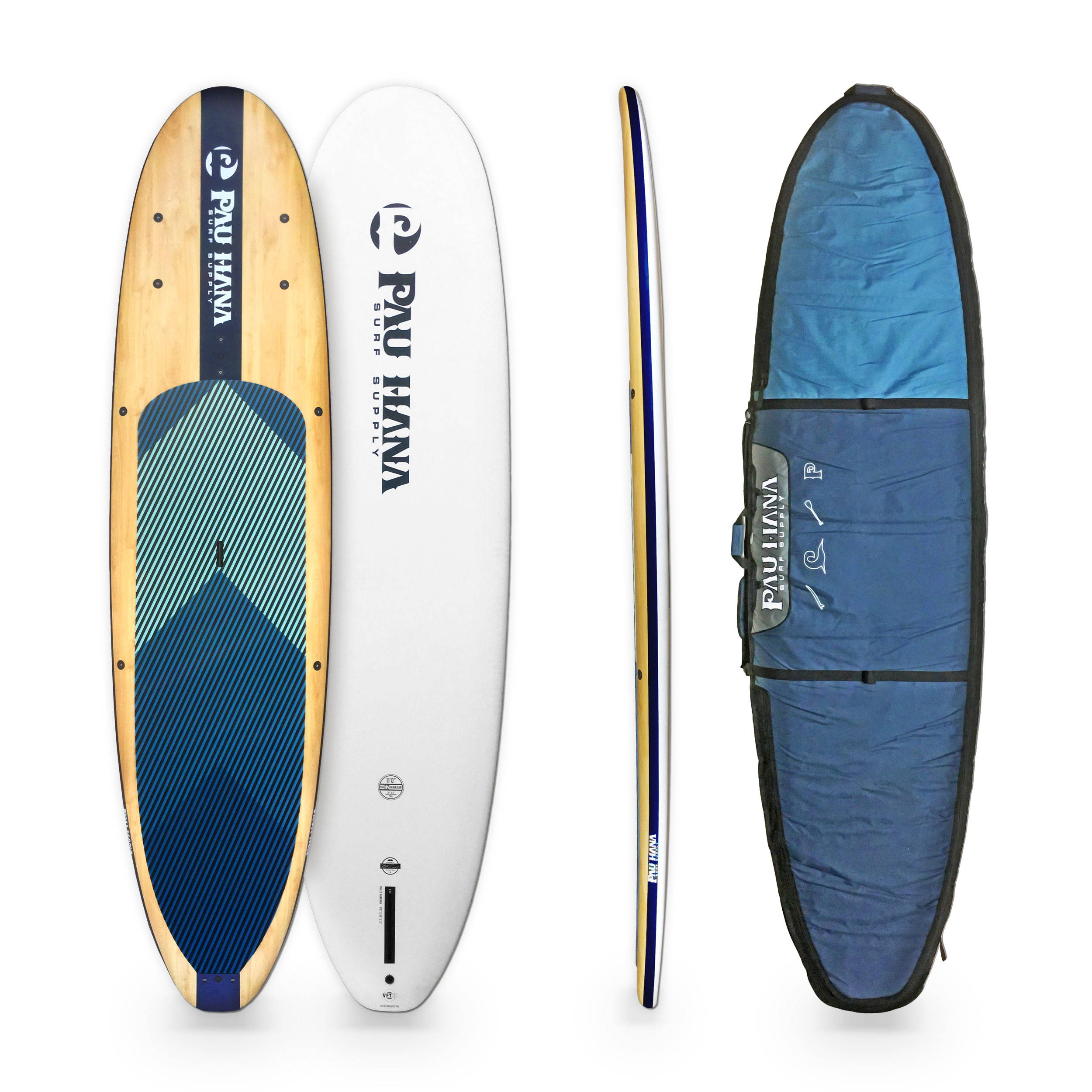 Big EZ VFT stand up paddleboard and SUP board bag