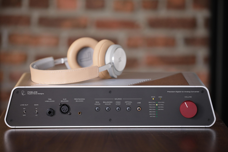 Rupert Neve Design Fidelice Precision DAC
