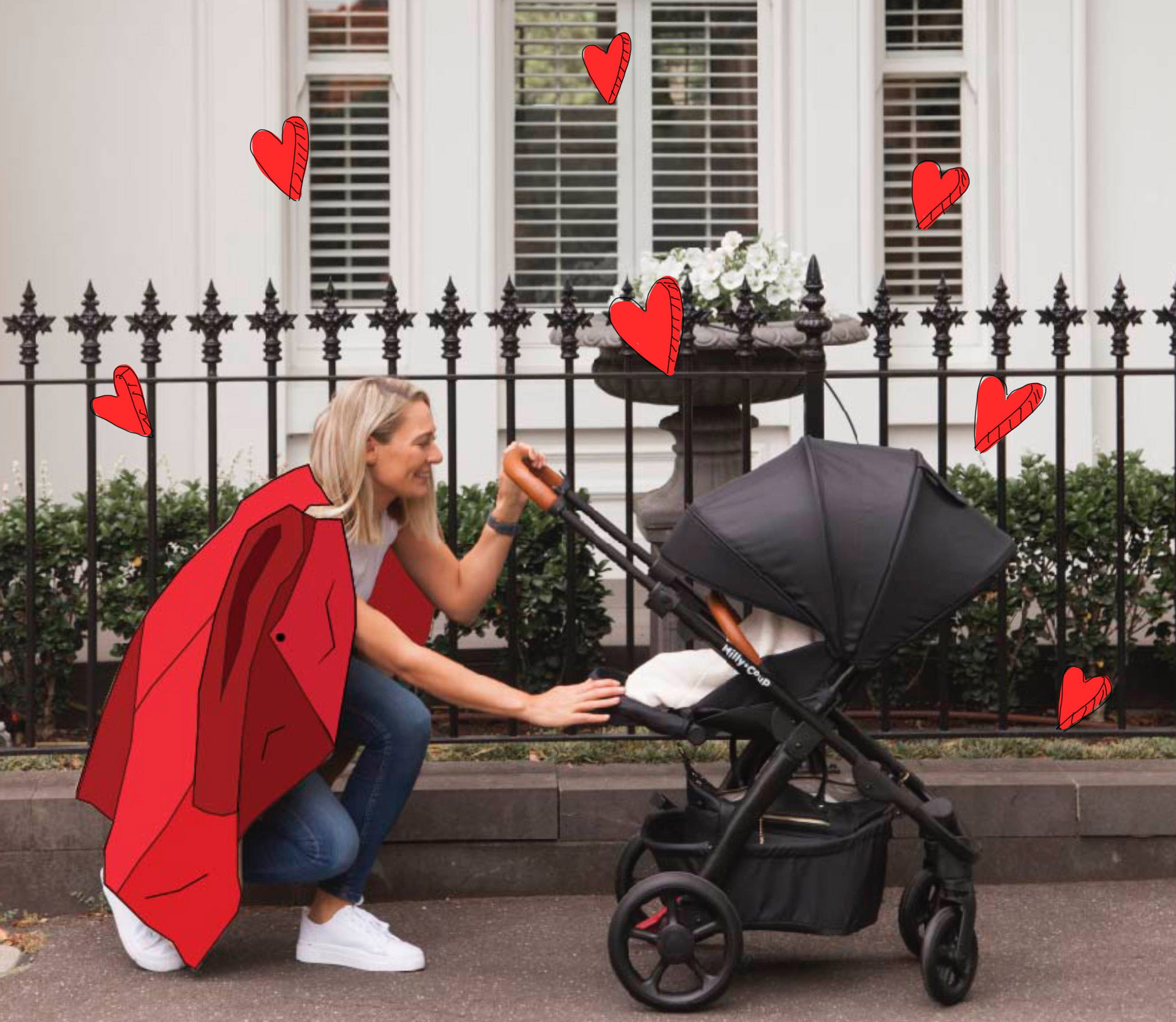 milly and coup best budget stroller