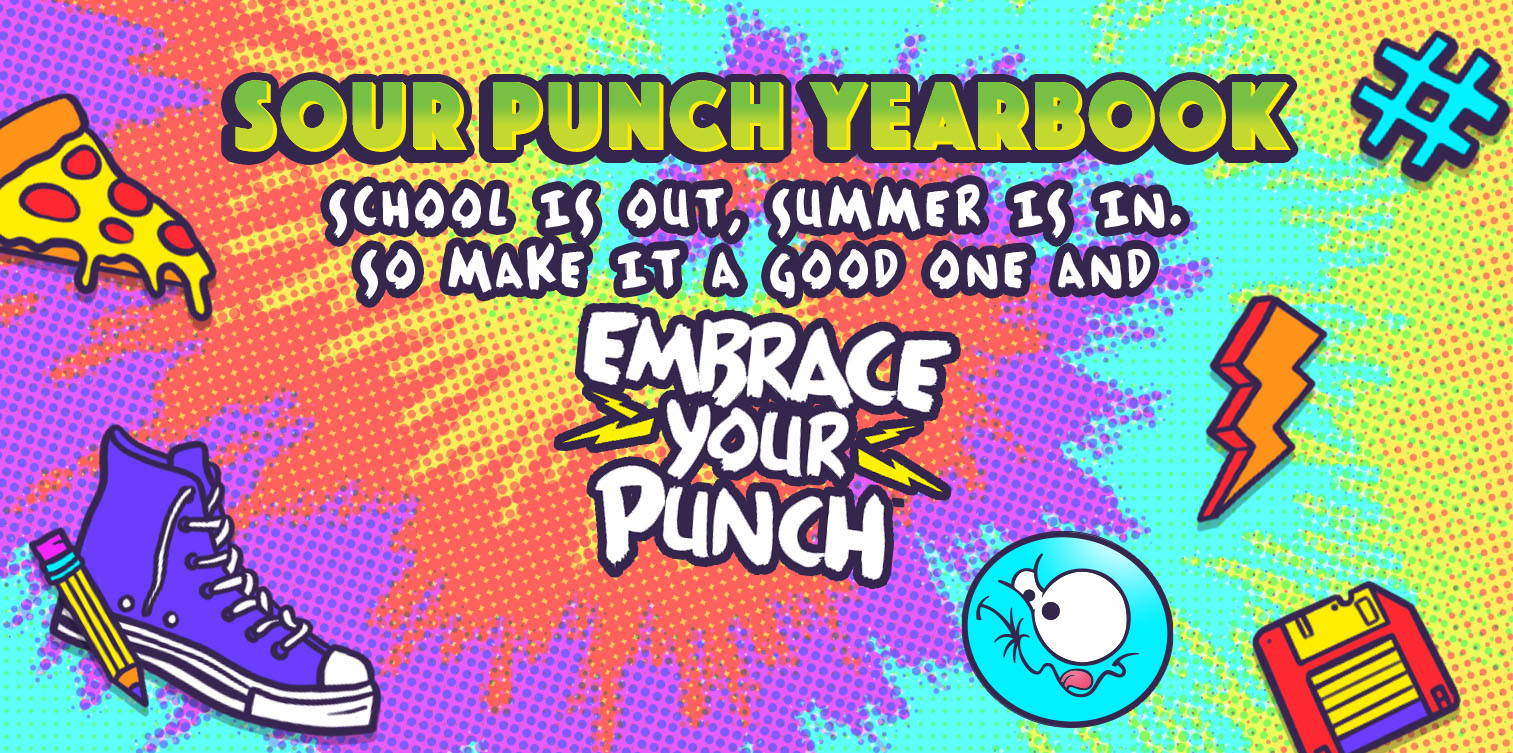 Sour Punch Yearbook
