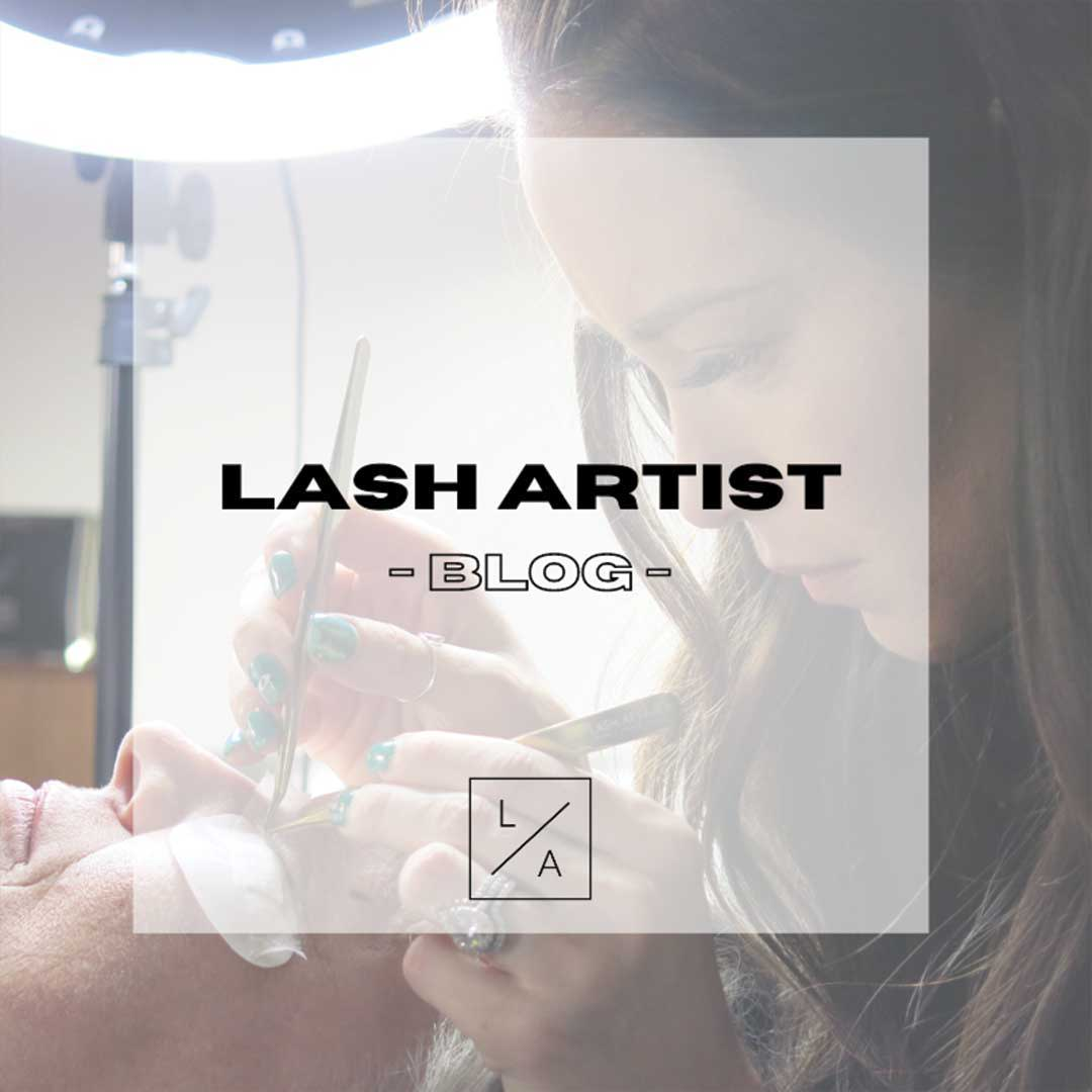 Eyelash Artist Blog and Stories