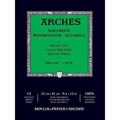 Arches Cold Press Watercolor Paper