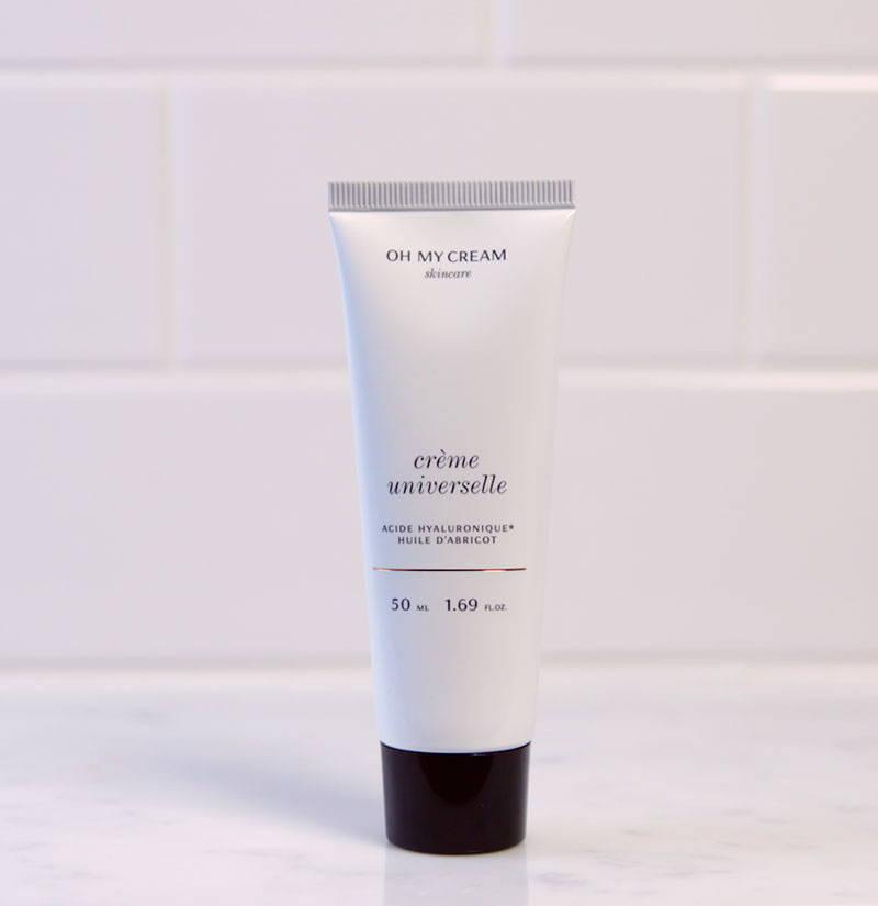Routine Kleo Beauté : Crème Universelle Oh My Cream Skincare