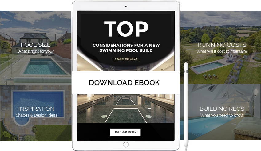 New Swimming Pool Ebook | Deep End Pools