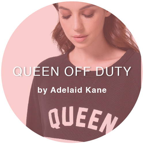 Queen Off Duty - Shop Now