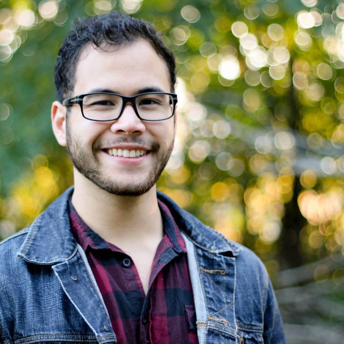 Headshot of Ethan Kuba