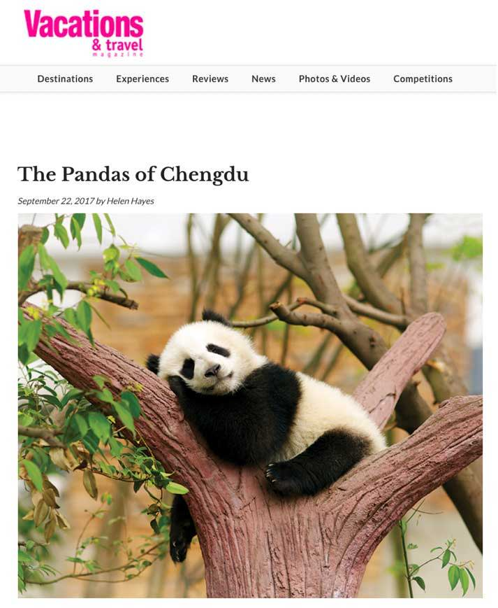 Travelbay in the Media - Vacations & Travel Magazine - China Tours